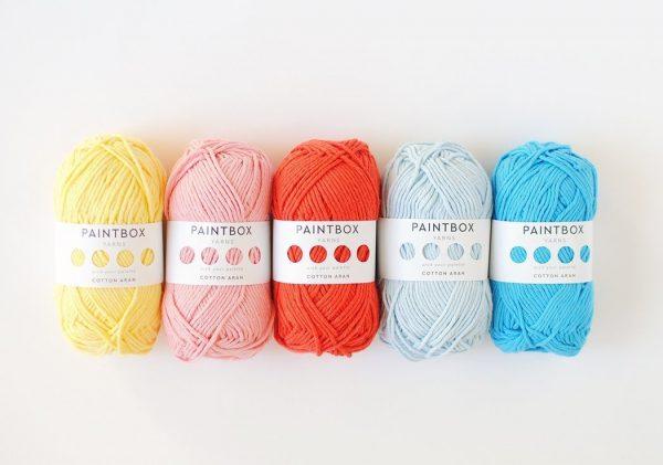 Paintbox Yarn Cotton Aran