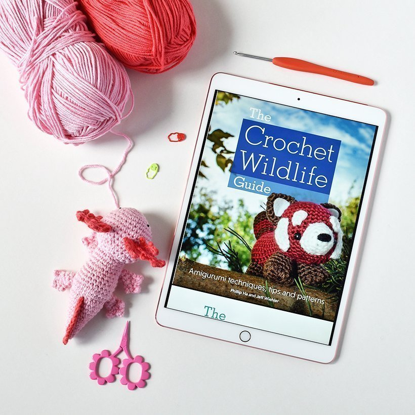 The Crochet Wildlife Guide Book Review by Tiny Curl