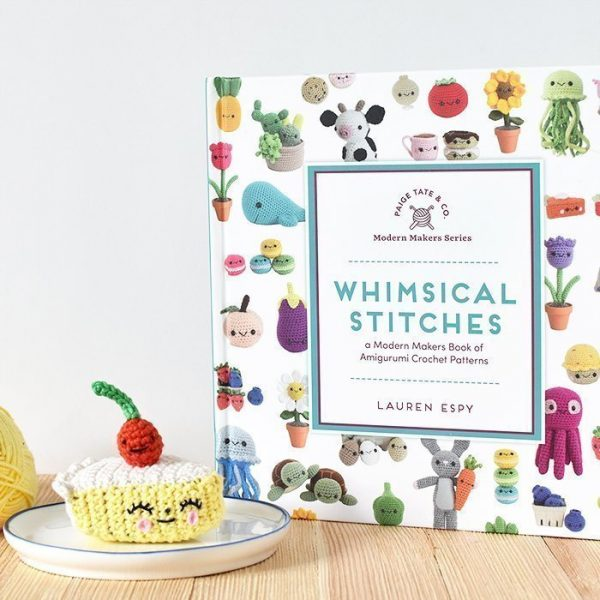 Whimsical Stitches Book Review | Tiny Curl
