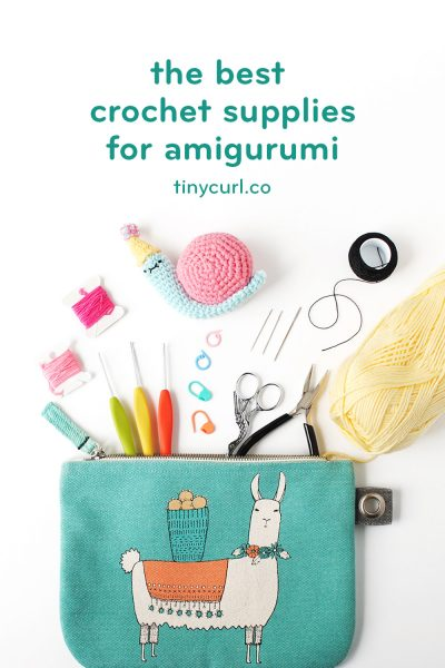 My absolute favorite crochet tools - the can't-live-without things that make crochet work a breeze.