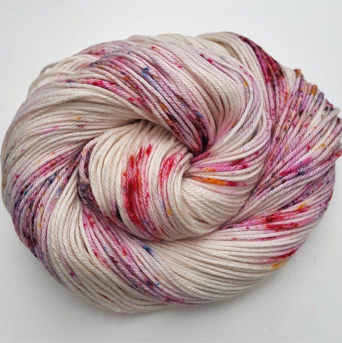 birdies knits hand-dyed yarn